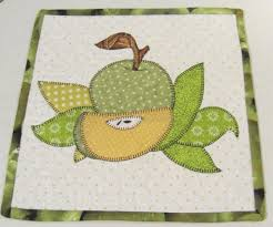 apple kitchen towels