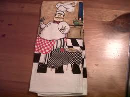 chef kitchen towels