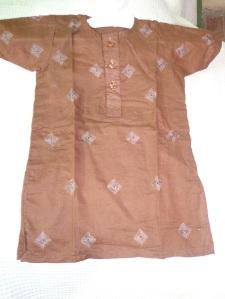 Embroidered handmade dressess b3