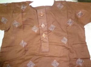 Embroidered handmade dressess b4