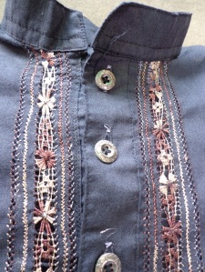 Embroidered handmade dressess e3
