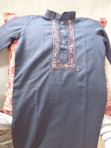 Embroidered handmade dressess e6