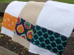 teal kitchen towels