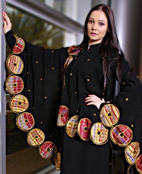 Arabian Abayas Collection 2012