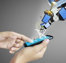Mobile shopping now 8.6% of ecommerce sales1